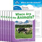 Where Are the Animals? 6-Pack