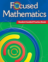 Focused Mathematics Intervention: Student Guided Practice Book Level 7