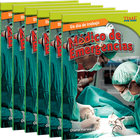 Un día de trabajo: Médico de emergencias (All in a Day's Work: ER Doctor) 6-Pack