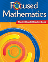 Focused Mathematics Intervention: Student Guided Practice Book Level 6