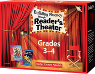 Building Fluency through Reader's Theater: Grades 3-4 Kit
