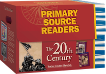 Primary Source Readers: The 20th Century Kit