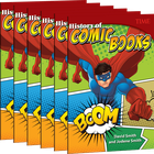 History of Comic Books 6-Pack