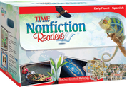 Nonfiction Readers: Early Fluent Kit (Spanish Version)