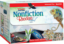 TIME FOR KIDS® Nonfiction Readers: Advanced Plus Kit (Spanish Version)
