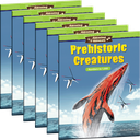 Amazing Animals: Prehistoric Creatures: Numbers to 1,000 6-Pack