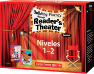 Building Fluency through Reader's Theater: Niveles 1-2 (Grades 1-2) Kit (Spanish Version)