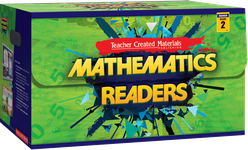 Mathematics Readers 2nd Edition: Grade 2 Kit (Spanish Version)