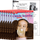 Tu mundo: Chicle bomba: Suma y resta (Your World: Bubblegum: Addition and Subtraction) 6-Pack