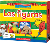 Early Childhood Themes: Las figuras (Shapes) Kit (Spanish Version)