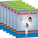 Spectacular Sports: Martial Arts: Comparing Numbers 6-Pack