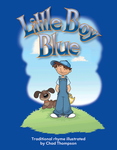 Little Boy Blue Big Book with Lesson Plan