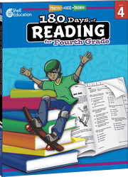 180 days of reading for fourth grade teacher created materials download sample pages fandeluxe Image collections