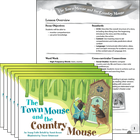 The Town Mouse and the Country Mouse 6-Pack