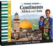 Primary Sources: Continents-Africa and Asia Kit