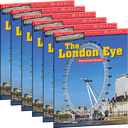 Engineering Marvels: The London Eye: Odd and Even Numbers 6-Pack