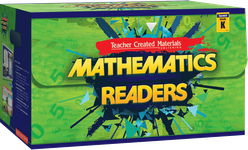 Mathematics Readers: Kindergarten Kit (Spanish Version)