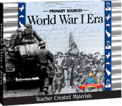 Primary Sources: World War I Era Kit