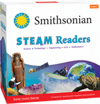 Smithsonian STEAM Readers: Grade 2 Kit