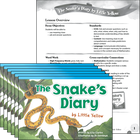 The Snake's Diary by Little Yellow 6-Pack