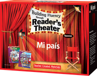Building Fluency through Reader's Theater: Mi País (My Country) Kit (Spanish Version)