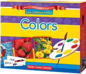 Early Childhood Themes: Colors Kit