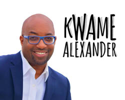 Kwame Tells All…The Write Thing FAQs from Educators