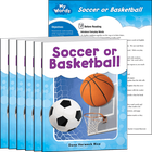 Soccer or Basketball 6-Pack