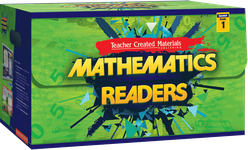 Mathematics Readers: Grade 1 Kit (Spanish Version)