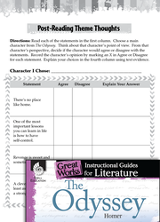 the odyssey post reading activities teacher created materials rh teachercreatedmaterials com american odyssey chapter 17 vocabulary and guided reading activity answers american odyssey chapter 17 vocabulary and guided reading activity answers