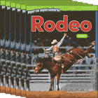 Deportes espectaculares: Rodeo: Conteo (Spectacular Sports: Rodeo: Co...) 6-Pack