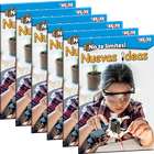 ¡No te limites! Nuevas ideas (Outside the Box: New Ideas!) 6-Pack