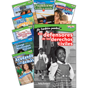 TIME FOR KIDS Social Studies Grades 2-3 Spanish, 8-Book Set