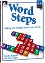 Words Steps: Making and Writing Content-Area Words