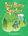 The Itsy Bitsy Spider Big Book with Lesson Plan