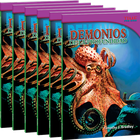 Demonios de la profundidad (Demons of the Deep) 6-Pack