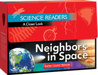 Science Readers: A Closer Look: Neighbors in Space Kit
