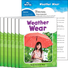 Weather Wear 6-Pack