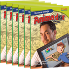 Un día de trabajo: Animador (All in a Day's Work: Animator) 6-Pack