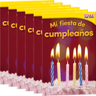 Mi fiesta de cumpleaos (My Birthday Party) 6-Pack