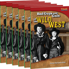 Bad Guys and Gals of the Wild West 6-Pack
