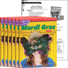 Arte y cultura: Mardi Gras: Resta (Art and Culture: Mardi Gras: Subtraction) 6-Pack