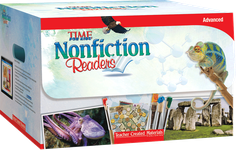 Nonfiction Readers: Advanced Kit