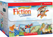 Fiction Readers: Early Fluent Plus Kit