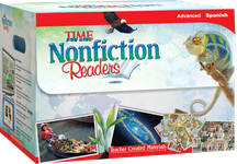 Nonfiction Readers: Advanced Kit (Spanish Version)