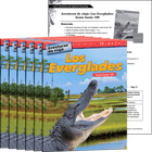 Aventuras de viaje: Los Everglades: Suma hasta 100 (Travel Adventures: The Everglades: Addition Within 100) 6-Pack