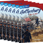 You Are There! Gettysburg, July 1-3, 1863 6-Pack