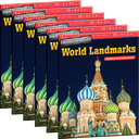 Engineering Marvels: World Landmarks: Addition and Subtraction 6-Pack