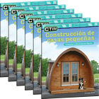 CTIM: Construcción de casas pequeñas: Componer y descomponer figuras (STEM: Building Tiny Houses: Compose and Decompose Shapes) 6-Pack