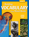 Building Vocabulary: Student Guided Practice Book Level 11